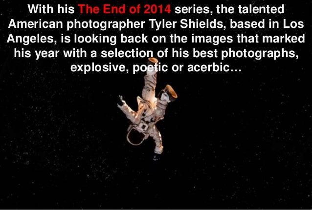 The End of 2014 - Tyler Shields' Best Photographs  Slide 3