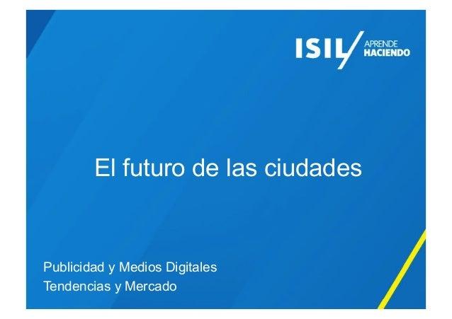 Fotografía Publicidad El Futuro De Los Deportes: El Futuro De Las Ciudades