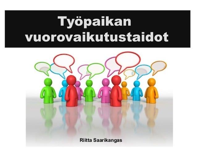Riitta Saarikangas