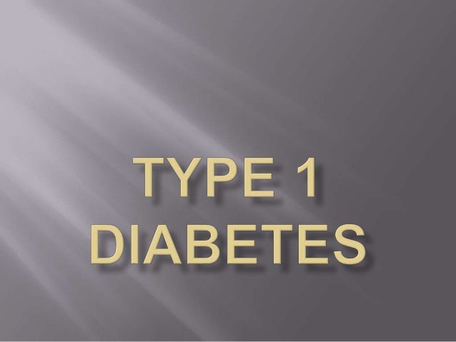 type 1 diabetes thesis This post contains background information on the topic of diabetes and also includes few diabetes thesis statement examples.