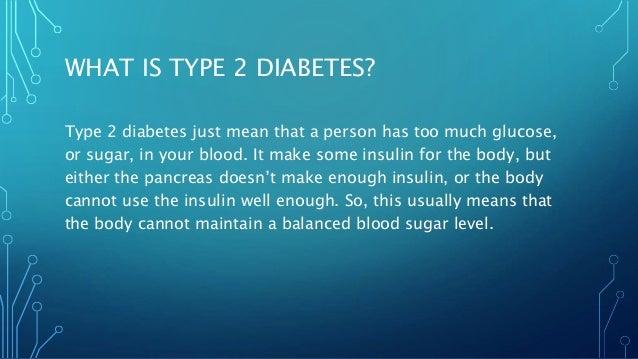 type 2 diabetes, Skeleton