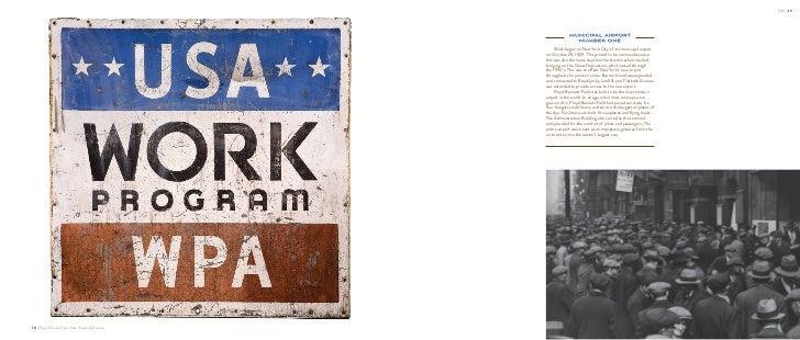 FBF | 1 9                                                          Work began on New York City's first municipal airport ...