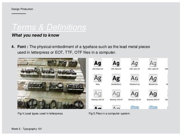 Type classification