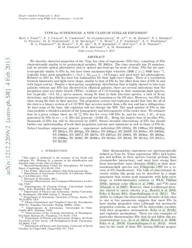 arXiv:1212.2209v2[astro-ph.SR]4Feb2013 Draft version February 5, 2013 Preprint typeset using LATEX style emulateapj v. 11/...