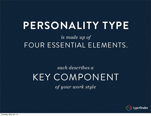 Personality Type in the Workplace Slide 3