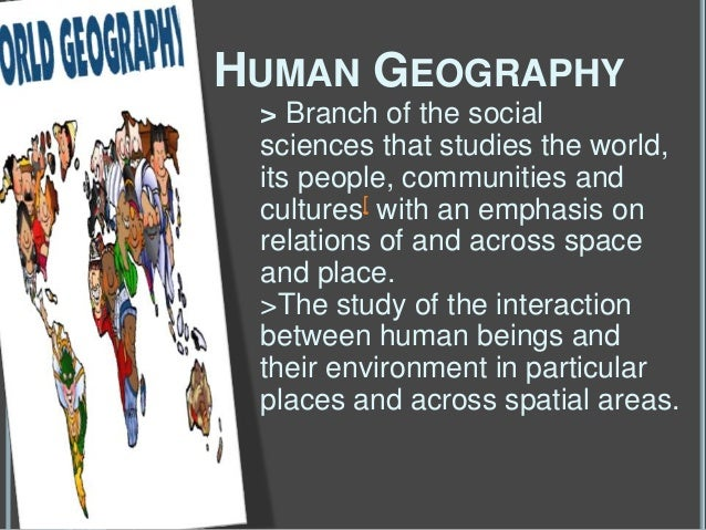 understanding the importance of geography Consequently, we feel very little need to know historical geography  their  testimonies illustrate the importance of understanding and.