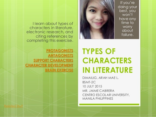 villains in literature 5 common character archetypes in literature introduction: what is a character archetype examples of villain archetypes in literature: there are so many great examples of villain archetypes out there that it's hard to cite only a couple.
