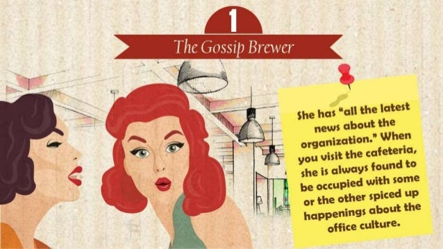 Discover The Top 10 Types Of Colleagues Around You Slide 2