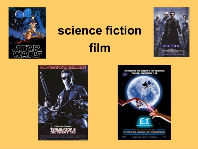 Types of-films-vocabulary