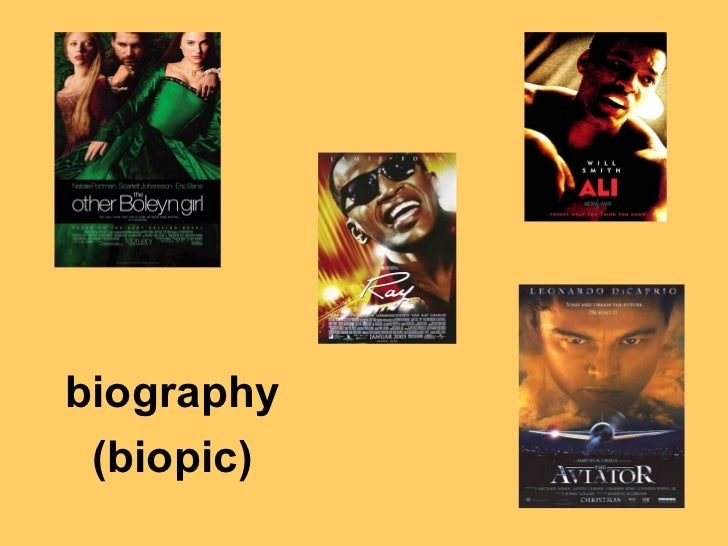 Types Of Films (Vocabulary)