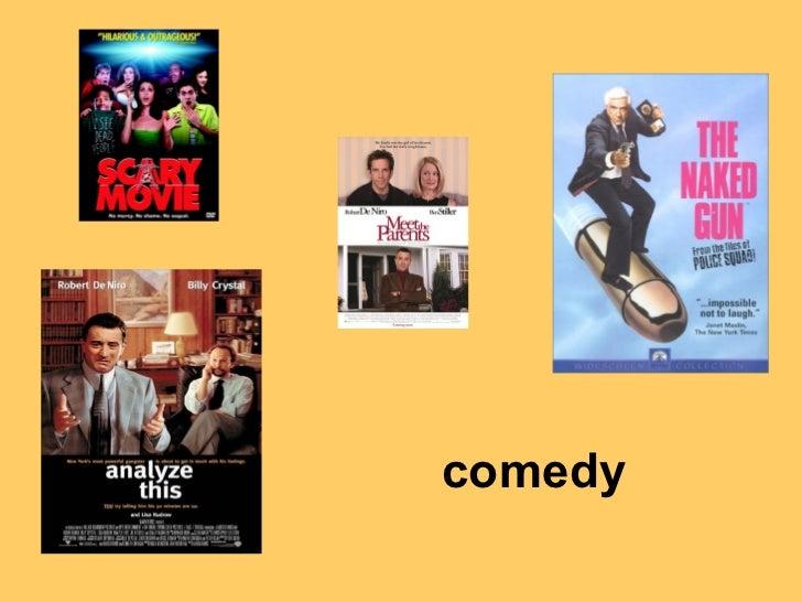 movie types nicknames
