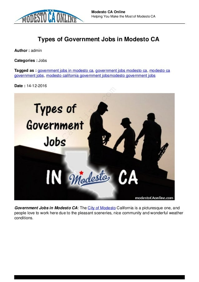 Search CareerBuilder for Jobs in Modesto, CA and browse our platform. Apply now for jobs that are hiring near you.