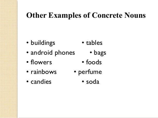 Types Of Nouns Copy