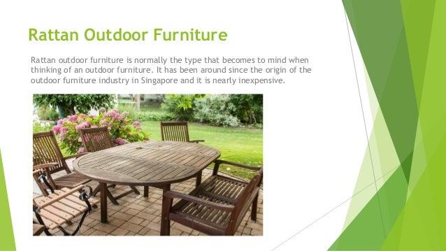 Bon 6. Rattan Outdoor Furniture ...