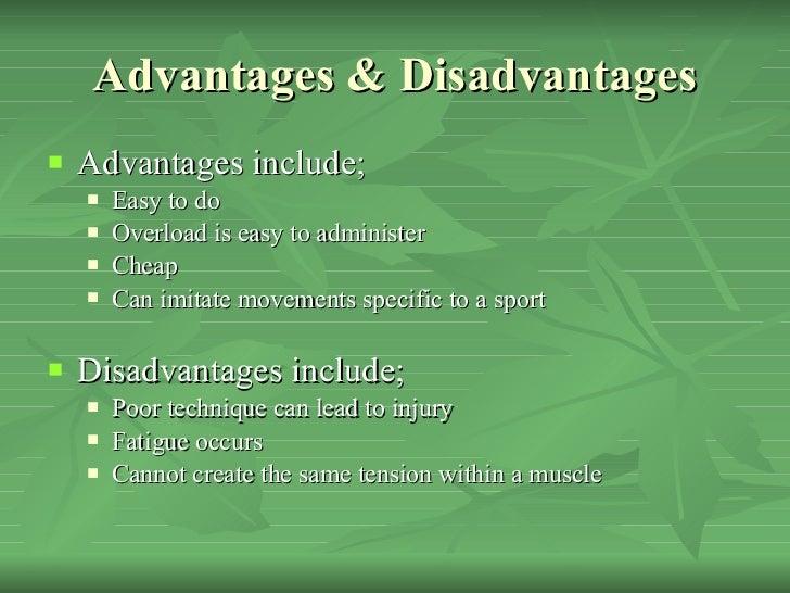 advantages and disadvantages of sports essay