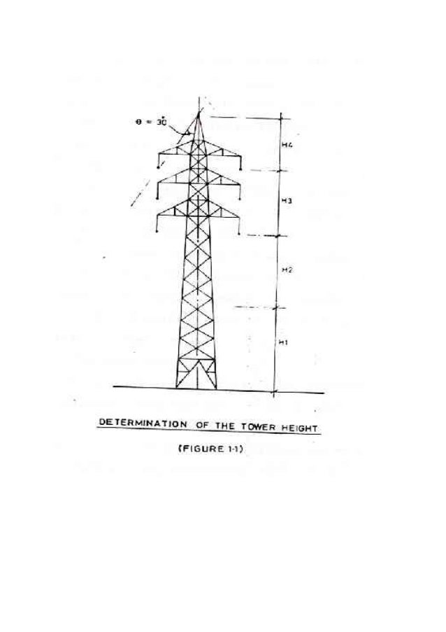 design of tower