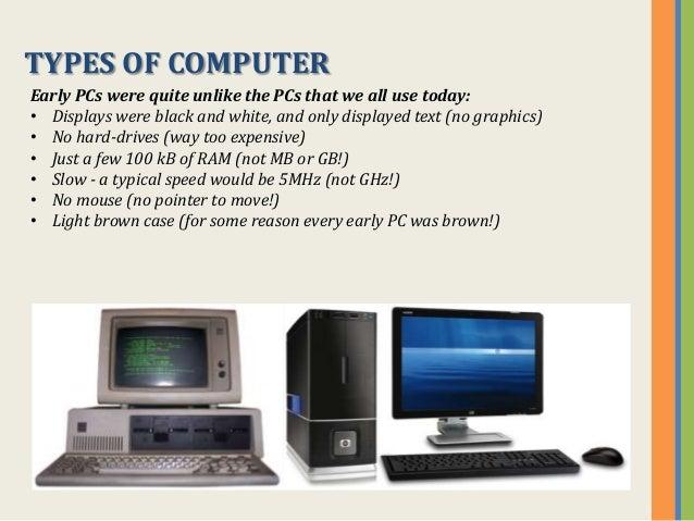White Compact Computer Desk