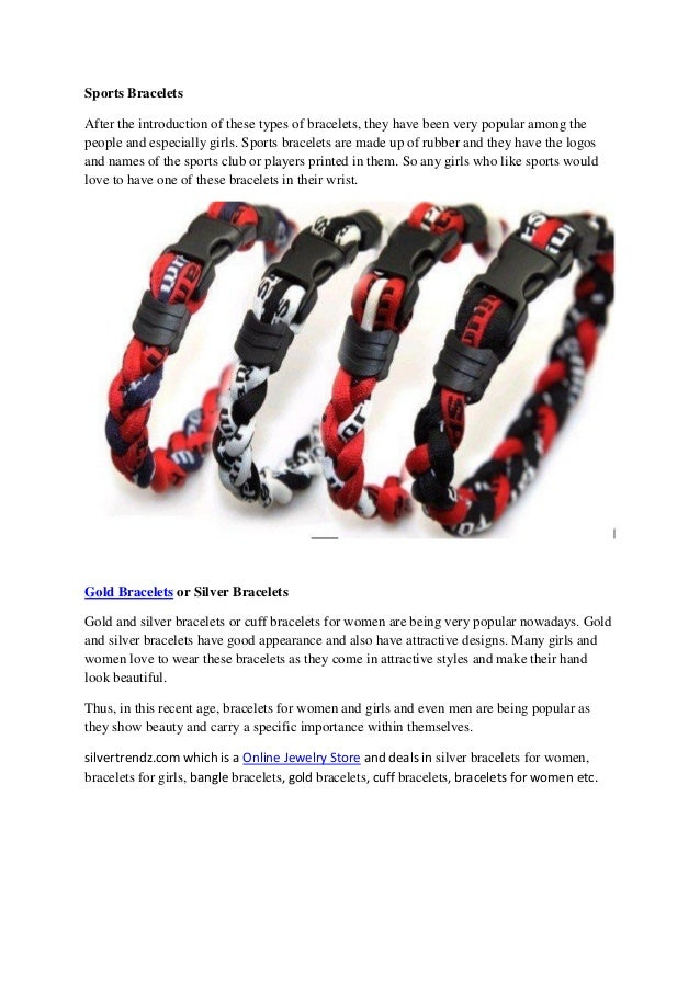 Types and Importance of Bracelets for Girls