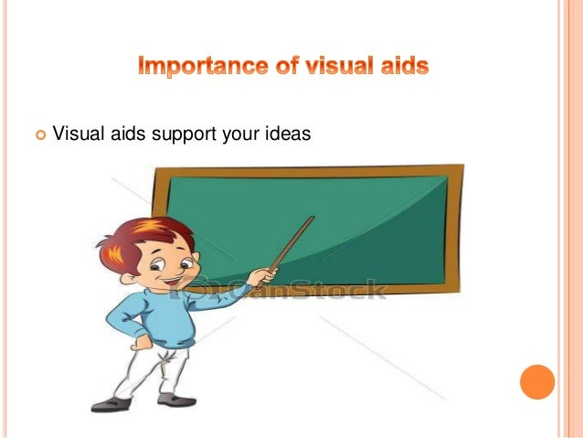 Good Visual Aids During a Business Presentation