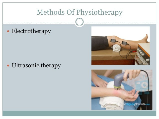 Methods Of Physiotherapy  Hydrotherapy  Laser therapy