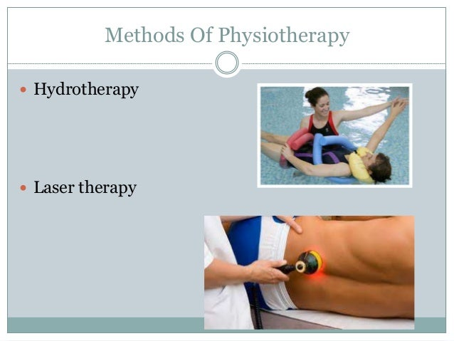 Methods Of Physiotherapy  Heat therapy  Cold therapy (ice therapy)