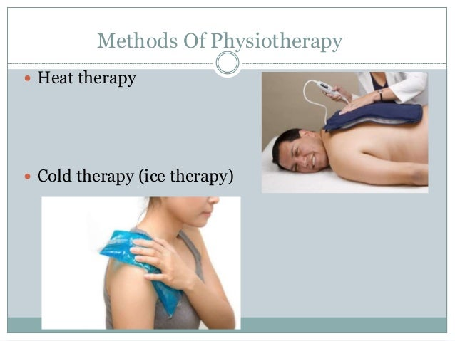 Methods Of Physiotherapy  TENS  Cryotherapy