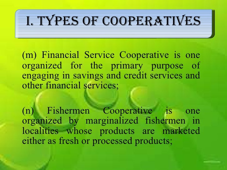 how to form a cooperative business