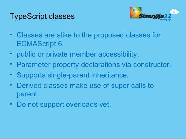 TypeScript - Javascript done right
