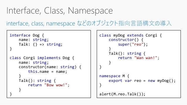 Visual Studio Codeで始めるTypeScript