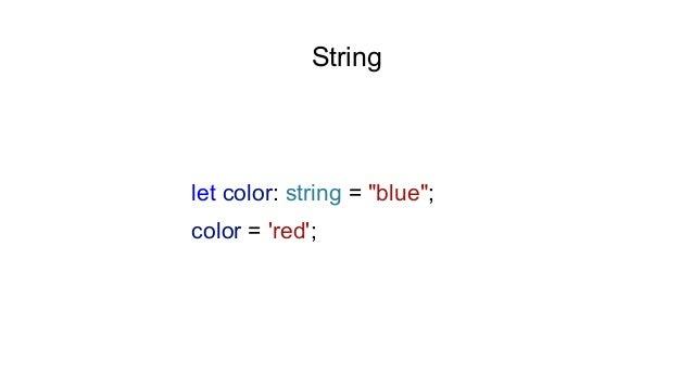 Typescript is the best by Maxim Kryuk