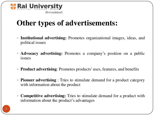 forms of advertising This book examines new forms of communication that have emerged through the  interactive capabilities of the internet, in particular online advertising and web.