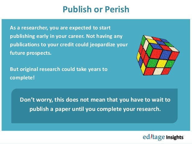 how to find a journal to publish