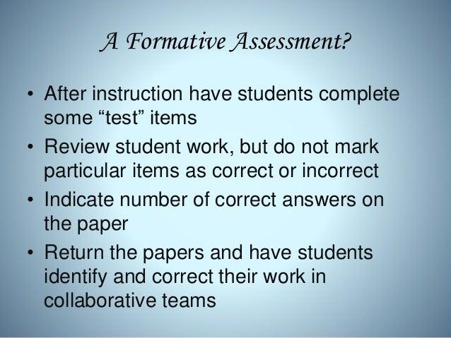 ... Yorktown; 23. A Formative Assessment?