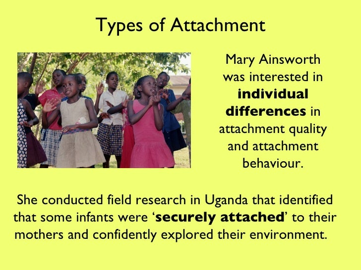 Infancy in Uganda : infant care and the growth of love