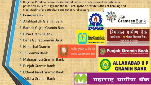 regional rural bank The regional rural banks in india are the major investors in different types of operations in the rural areas.