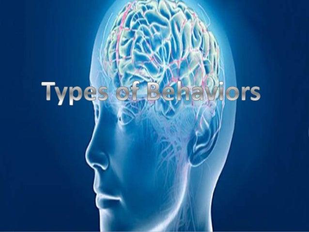 Types of Behaviors
