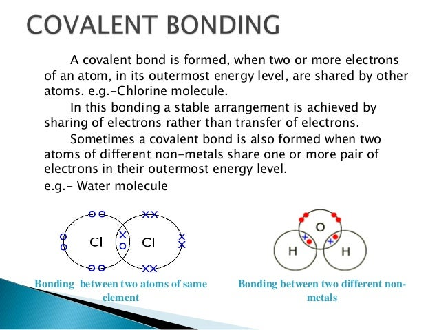 a look at different types of chemical bonds Bonding and hybridization chemical bonds  now let's look at something a bit different  the two types of hybridization involved with d orbitals are sp 3 d and.