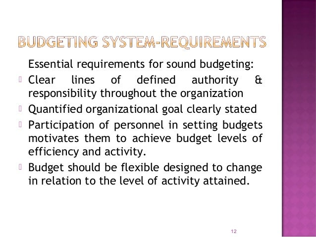  Proper communication systems should be established for management reporting and information service  Education of the b...
