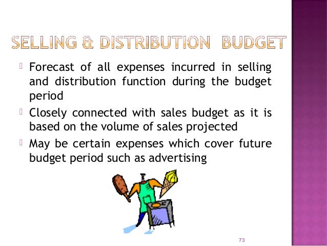 Sales Overhead Budget Estimated Sales Rs. 90,000 Rs. 1,35,000 Rs. 1,60,000 Fixed Overheads: Advertising 2,500 2,500 2,500 ...