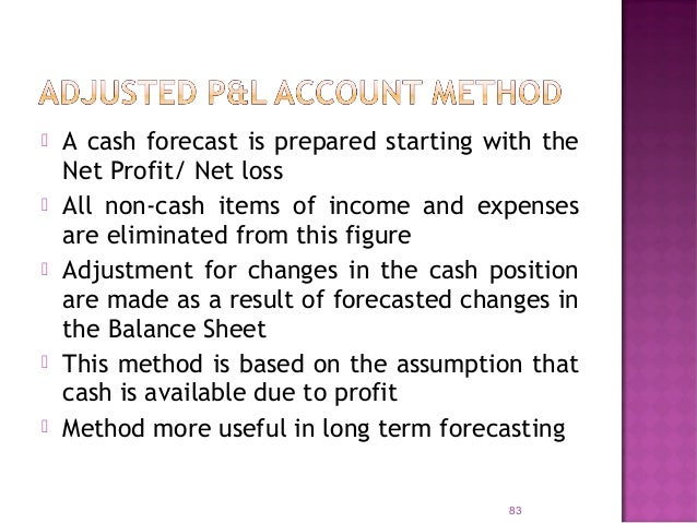 Projected P&L A/c for the year ending 2010 Rs. Rs. To opening stock 1,50,000 By sales 12,00,000 To raw material 5,00,000 B...
