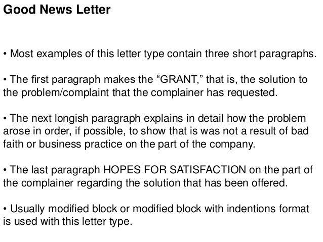 Three Types Of Business Letter from image.slidesharecdn.com