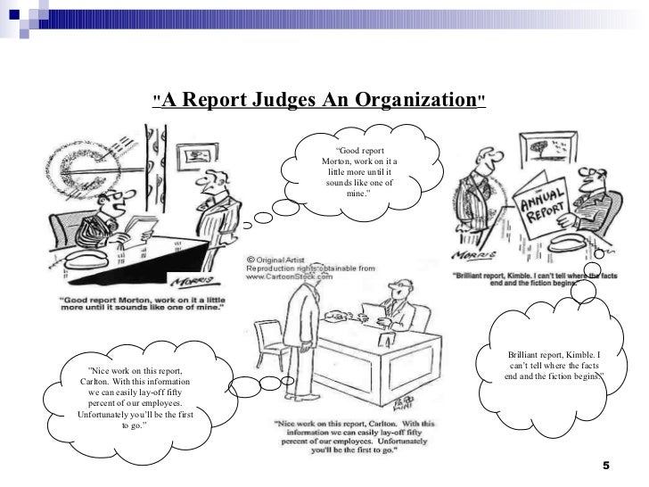 Types of business reports – Type of Business Report