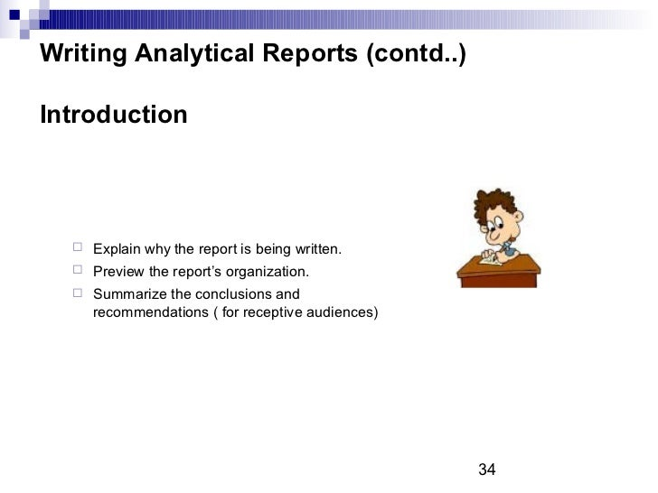 How to Write a Business Analysis Report