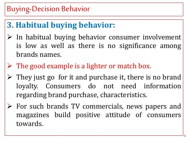buyer behavior self image purchases Research suggests that customers go through a five-stage decision-making process in any purchase  marketing & buyer behaviour - the decision-making.