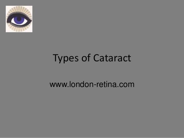 Types of Cataractwww.london-retina.com