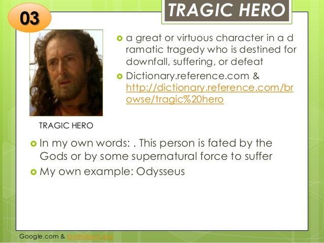 tragic heroes in literature