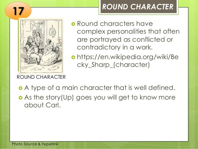 what is a character in literature pdf