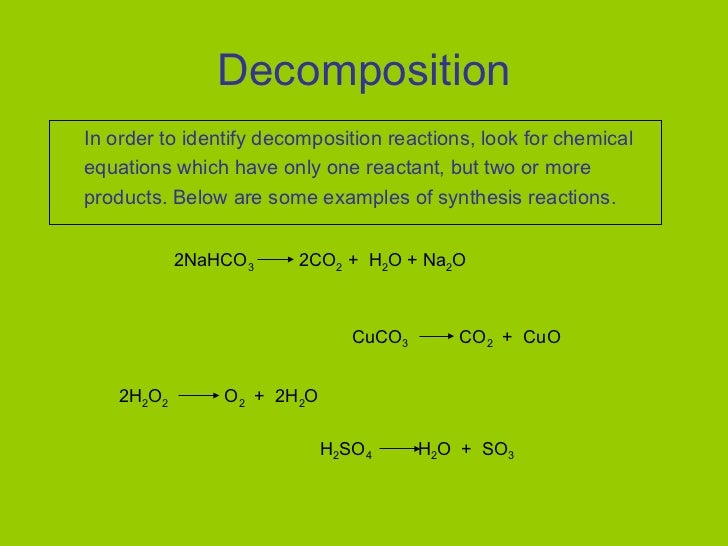 chemical equation worksheet answers