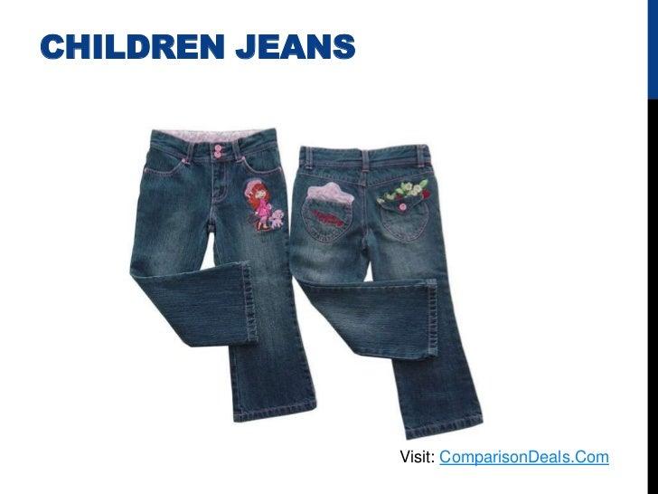 CHILDREN JEANS                 Visit: ComparisonDeals.Com