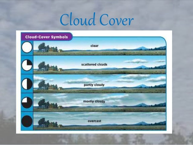 Types Of Clouds 1